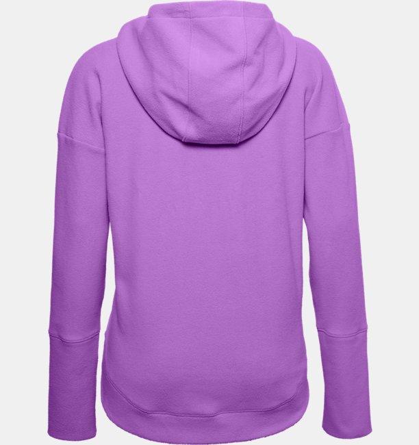 Womens UA RECOVER™ Fleece Hoodie