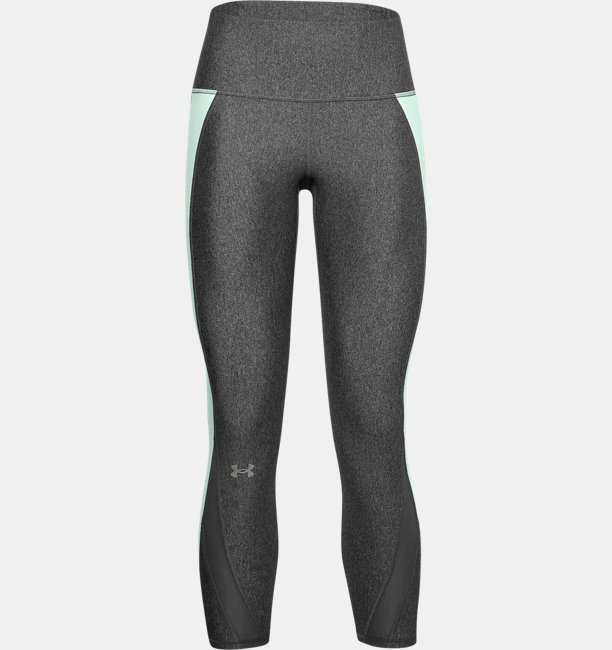 Womens HeatGear® Armour Colorblock 7/8 Leggings