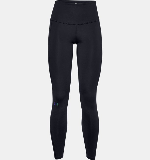 Womens UA RUSH™ ColdGear® Jacquard Leggings