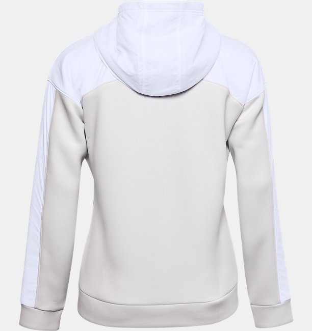 Womens UA /MOVE Full Zip Hoodie