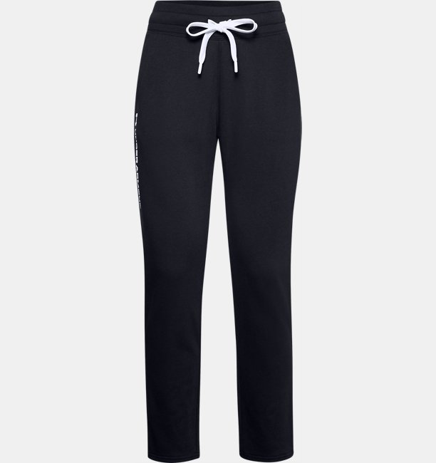 Womens UA Rival Fleece Pants