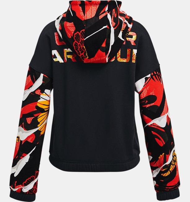 Girls UA Rival Fleece CNY Jacket