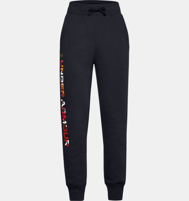 Girls UA Rival Fleece CNY Pants