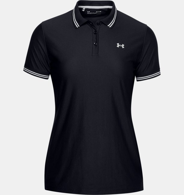 Damen UA Zinger Poloshirt aus Piqué
