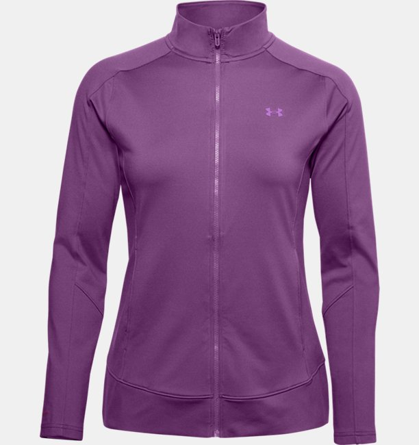Womens UA Storm Midlayer Full Zip