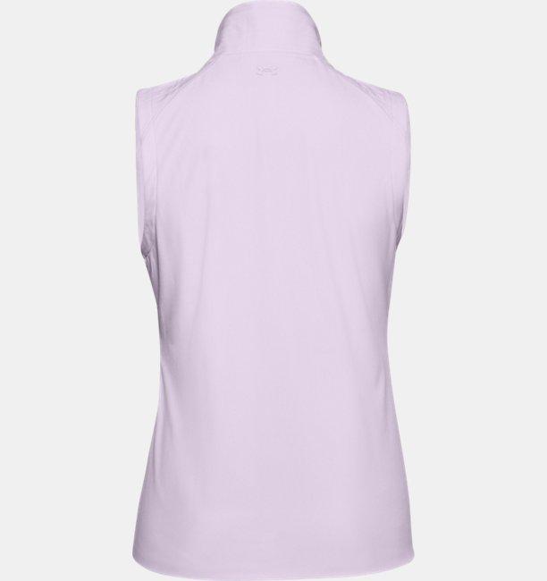 Veste sans manches UA Storm Revo Full Zip pour femme