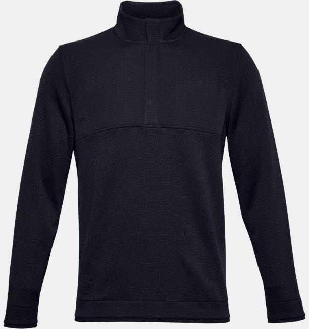 Mens UA Storm SweaterFleece ½ Snap