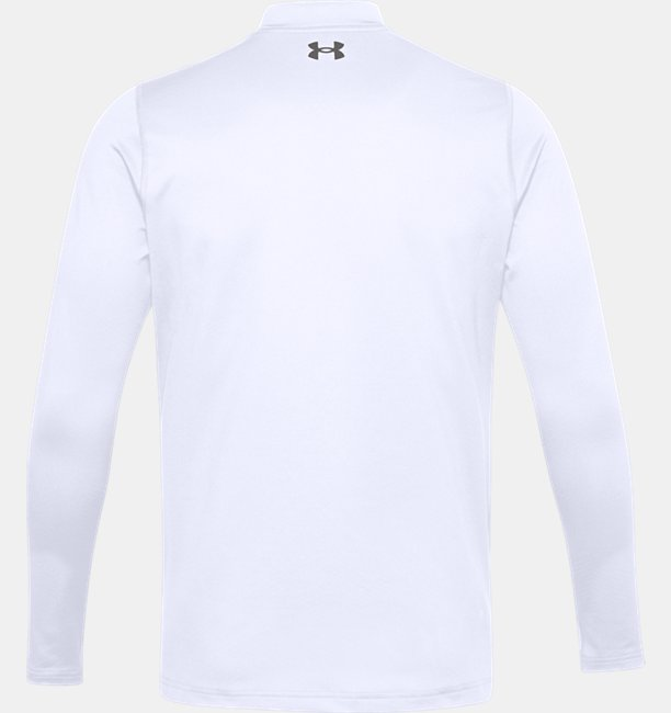 Mens ColdGear® Infrared Long Sleeve Golf Mock