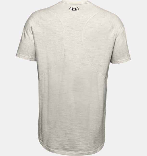 Mens Project Rock Charged Cotton® Short Sleeve