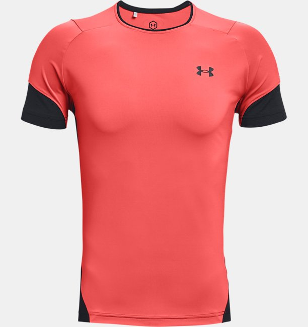 Mens UA RUSH™ HeatGear® 2.0 Short Sleeve
