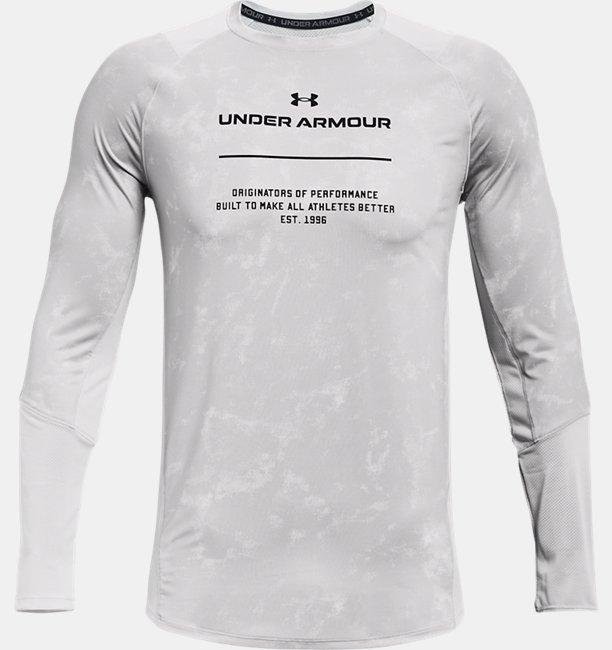 Mens UA MK-1 Graphic Long Sleeve