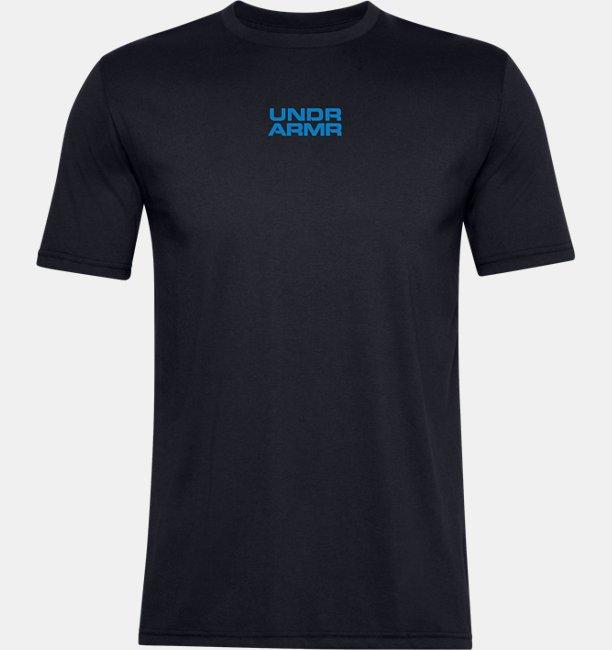 남성 UA 배스킷볼 그래픽 티셔츠