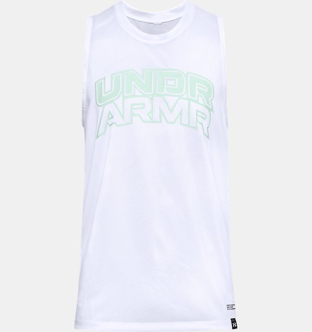 Mens UA Futures Retro Tank