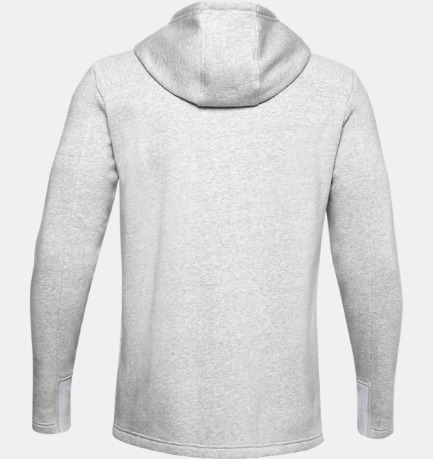 Mens UA Baseline Full Zip Hoodie