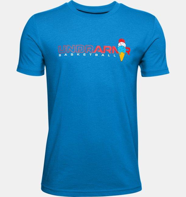 Jungen UA Ice Cream T-Shirt