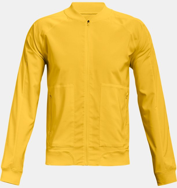 Mens UA UNDRTD Woven Warmup Jacket