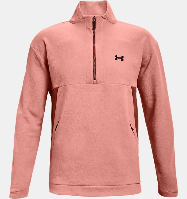 Mens UA RECOVER™ Fleece ¼ Zip