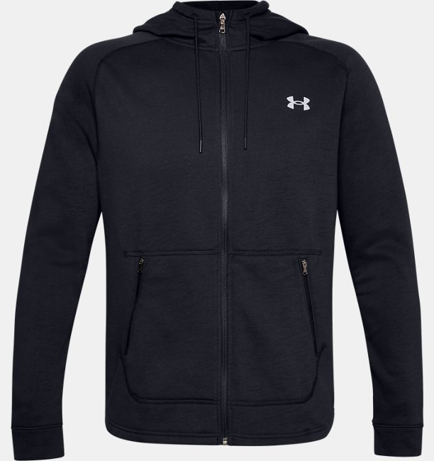 Mens Charged Cotton® Fleece Full Zip Hoodie