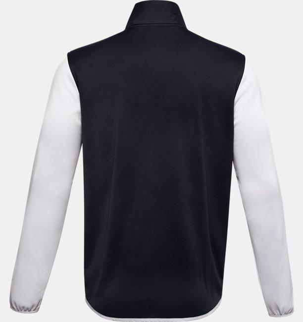 Mens Armour Fleece® Storm ½ Zip