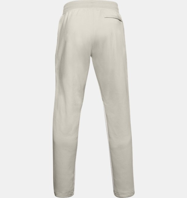 Mens UA Rival Fleece AMP Trousers
