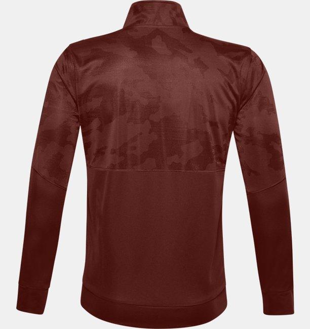 Mens UA Sportstyle Pique Track Jacket