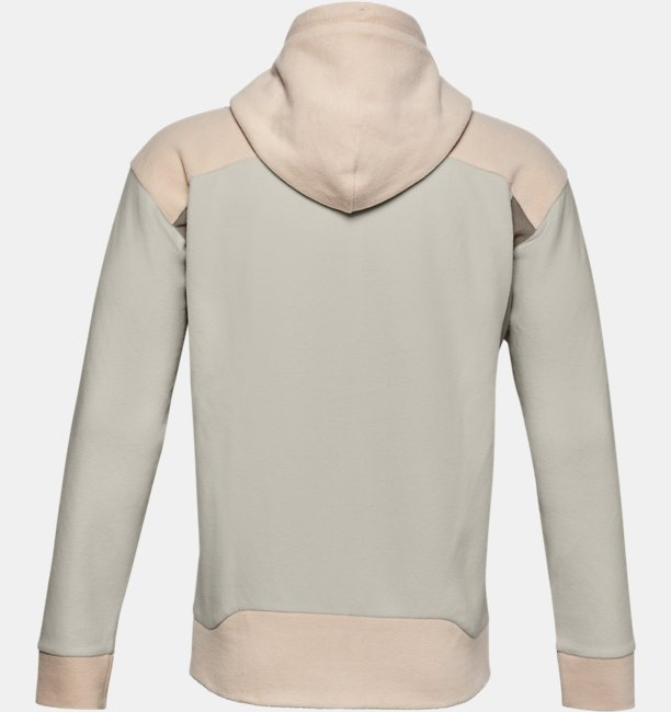Mens UA RECOVER™ Fleece Full Zip Hoodie