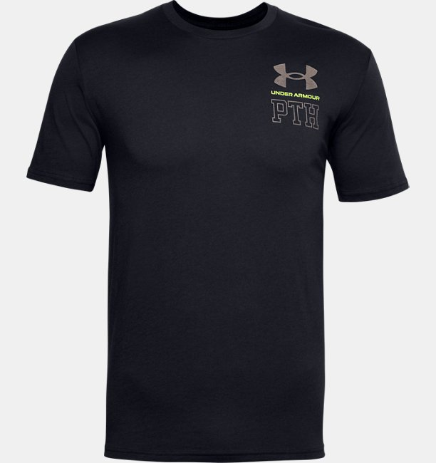 Mens UA Protect This House Short Sleeve