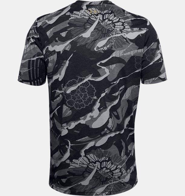 Mens UA CNY Big Logo Short Sleeve T-Shirt