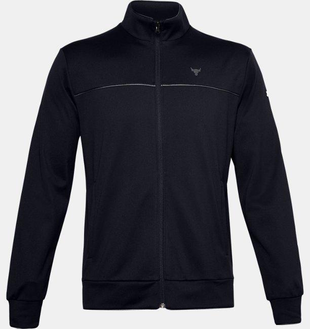 남성 프로젝트 락 니트 트랙 재킷