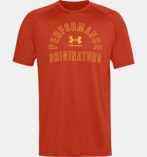 Mens UA Tech™ Originators Short Sleeve