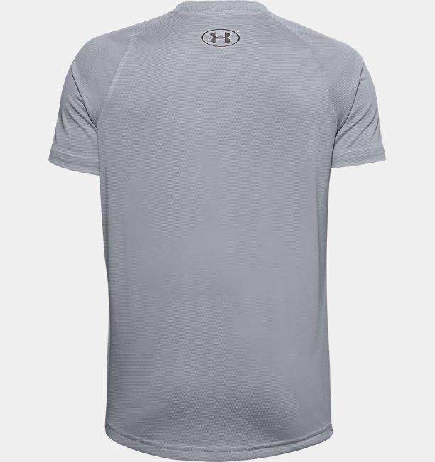 Boys UA Tech™ Colour Block Short Sleeve