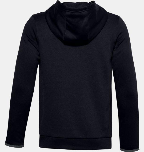 Sudadera con capucha de tejido Fleece® Big Logo Armour para niño
