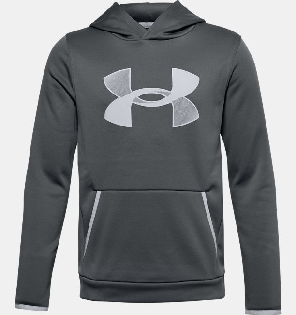Boys Armour Fleece® Big Logo Hoodie