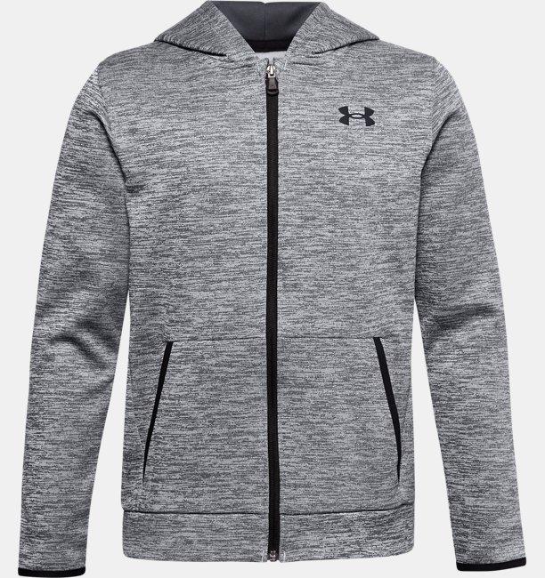 Boys Armour Fleece® Full Zip