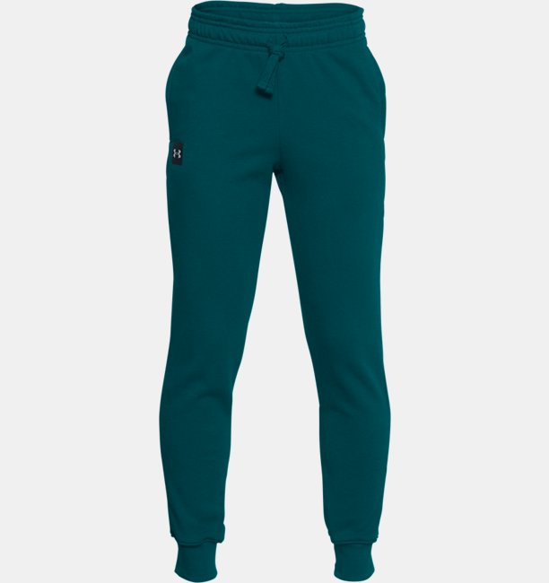 Boys UA Rival Fleece Joggers