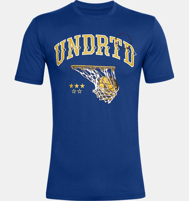 Mens Curry Bball Inspired GRX T-Shirt