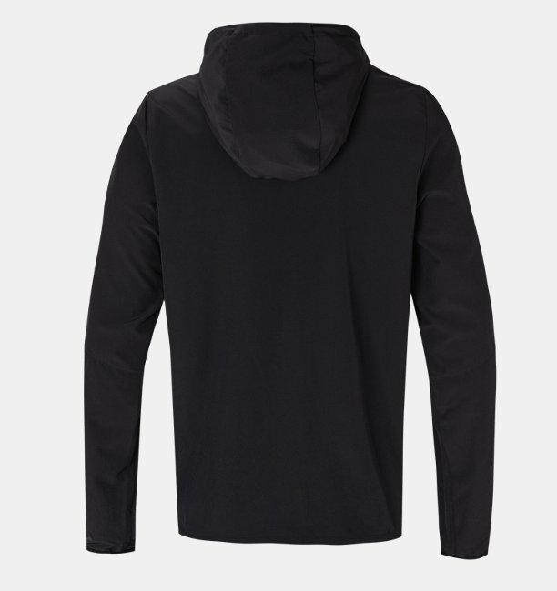 남성 우븐 웜업 재킷