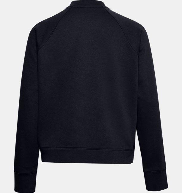 Womens UA Rival Fleece Jacket