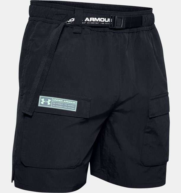 Mens UA Summit Woven Shorts
