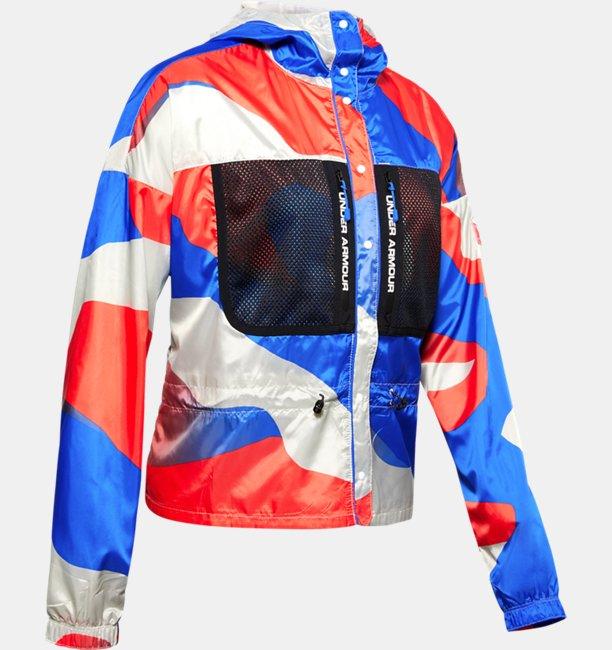 UAサミット ウーブン ジャケット(ライフスタイル/WOMEN)