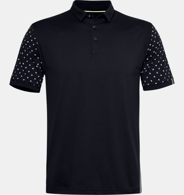 Mens UA Range Unlimited Coast Polo