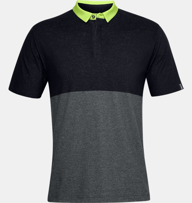 Mens UA Range Unlimited Hazard Polo