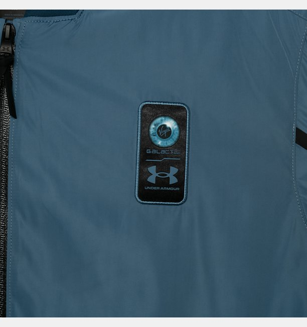 Unisex UA + Virgin Galactic Flight Jacket