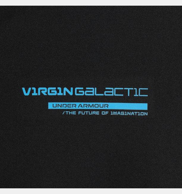 Mens UA + Virgin Galactic Pocket Short Sleeve
