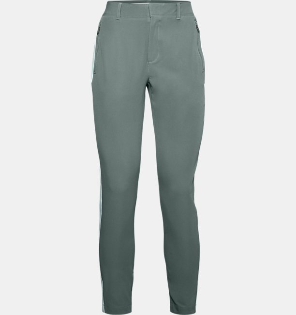 Womens UA Links Ankle Trousers