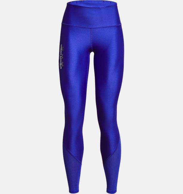 Legging HeatGear® Armour Mesh Wordmark pour femme