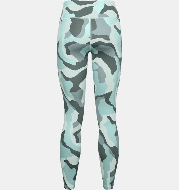 Womens UA RUSH™ Camo Leggings