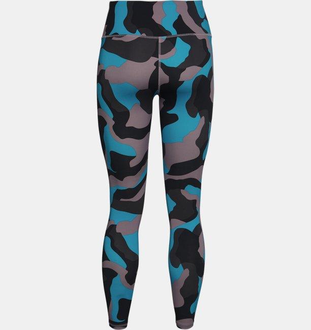 Womens UA RUSH™ Camo Leggings