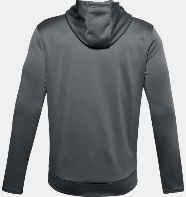 Mens Armour Fleece® Graphic Wordmark Hoodie
