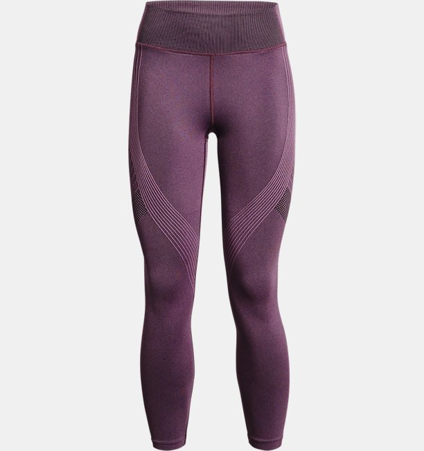 Womens UA RUSH™ Seamless Ankle Leggings